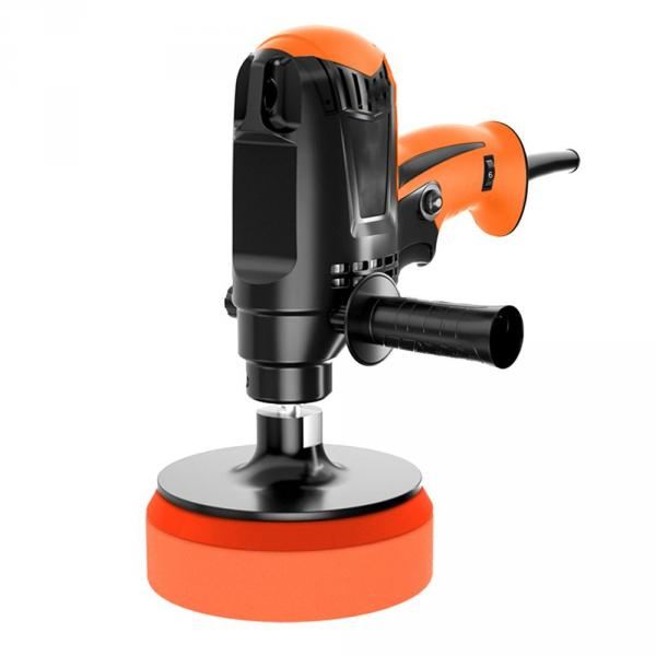 980W Multi-Functional Six Gears Adjustable Speed Car Electric Polisher Waxing Machine