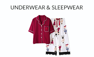 Underwear & Sleepwear